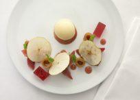 Elegant desserts at Steersons